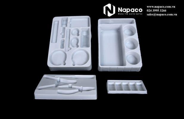 khay nhựa đựng đồ điện tử SANYO DIGITAL CAMERA