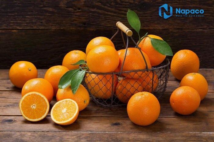 Bảo quản cam