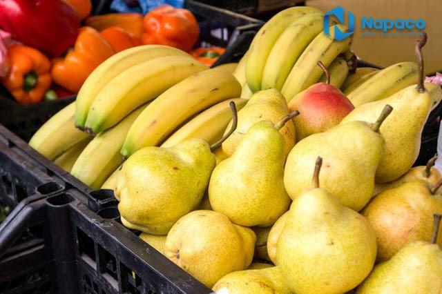 Mẹo bảo quản trái cây